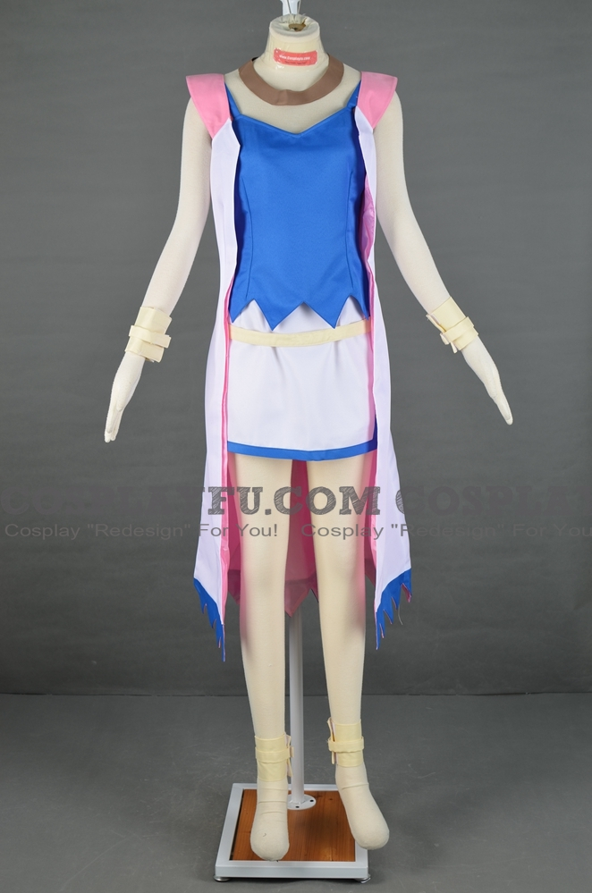 Rulue Cosplay Costume from Puyo Puyo