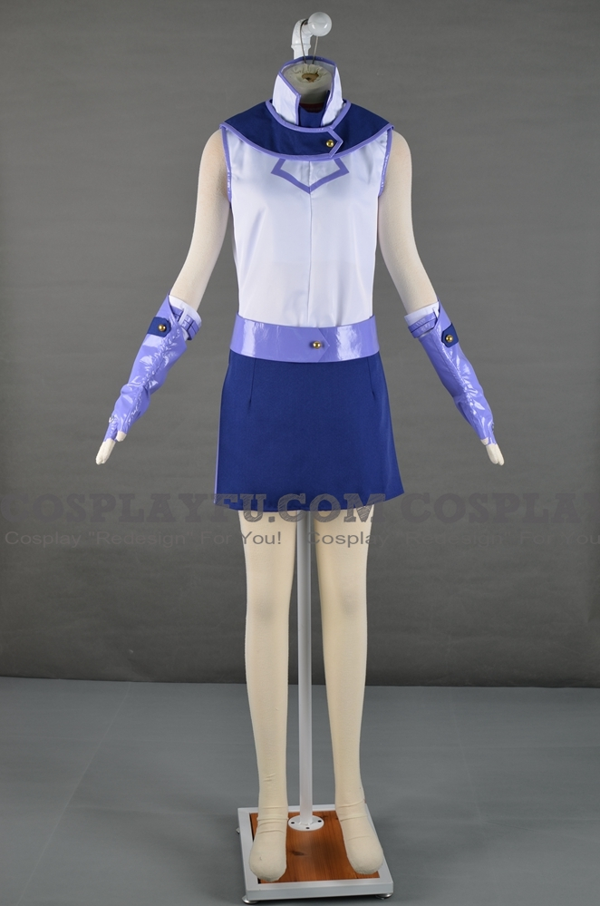 Alexis Cosplay Costume (2nd) from Yu-Gi-Oh! GX