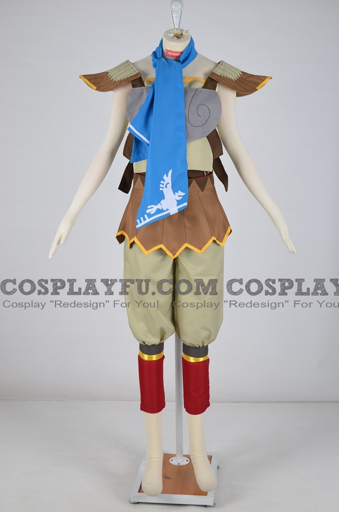 Revali Cosplay Costume from The Legend of Zelda