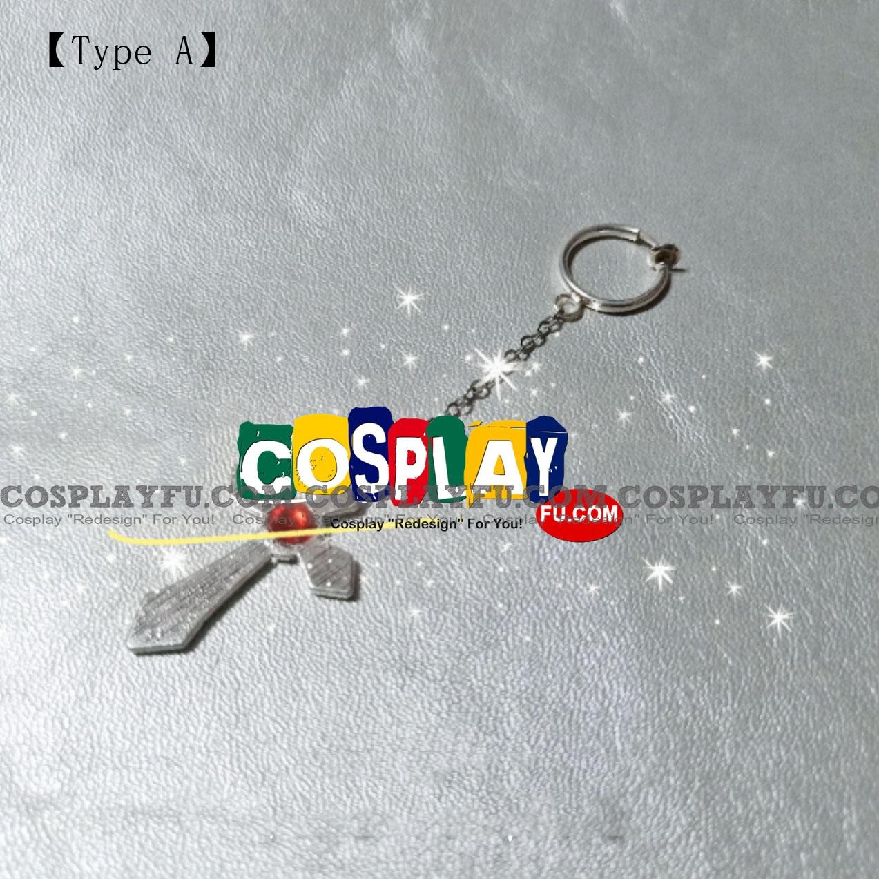 Cadis Etrama di Raizel Earring из Noblesse Косплей (201)