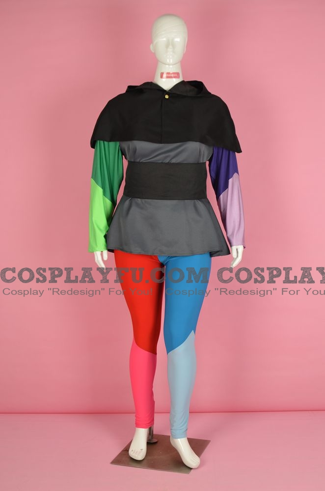 Luz Cosplay Costume (2nd) from The Owl House