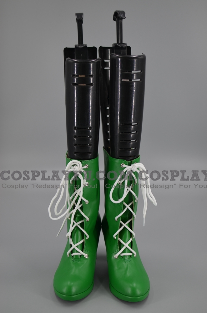 Sailor Jupiter Shoes (CX7) from Sailor Moon