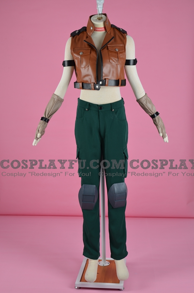 Crow Hogan Cosplay Costume from Yu-Gi-Oh! 5D´s