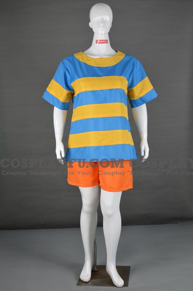 Claus Cosplay Costume from Mother 3