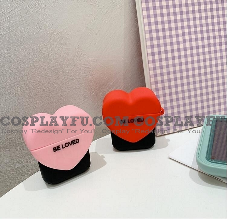 Heart | Silicone Case for Apple AirPods 1, 2, Pro