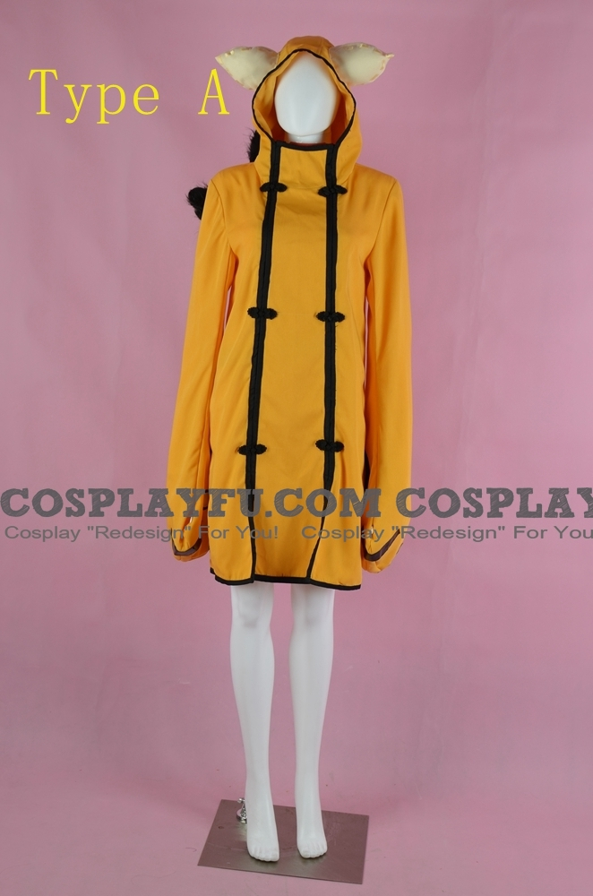 Jubei Cosplay Costume from Blazblue