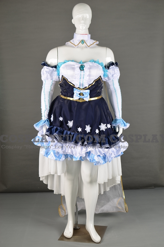 Miku Cosplay Costume (2019, 2nd) from Vocaloid