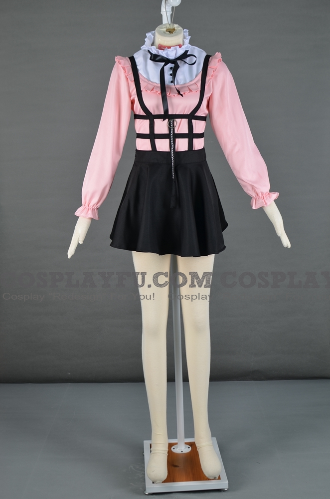 Fuyuko Cosplay Costume from The Idolmaster