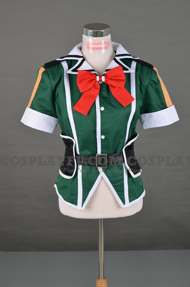 Chikuma Cosplay Costume (2nd) from Kantai Collection