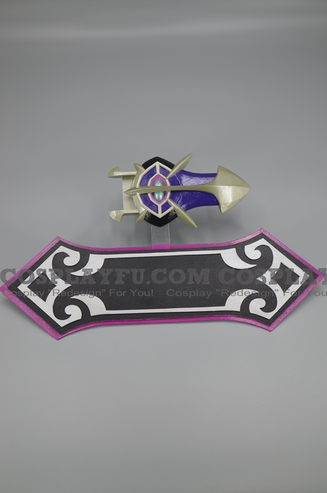 Ai Props from Yu-Gi-Oh! VRAINS