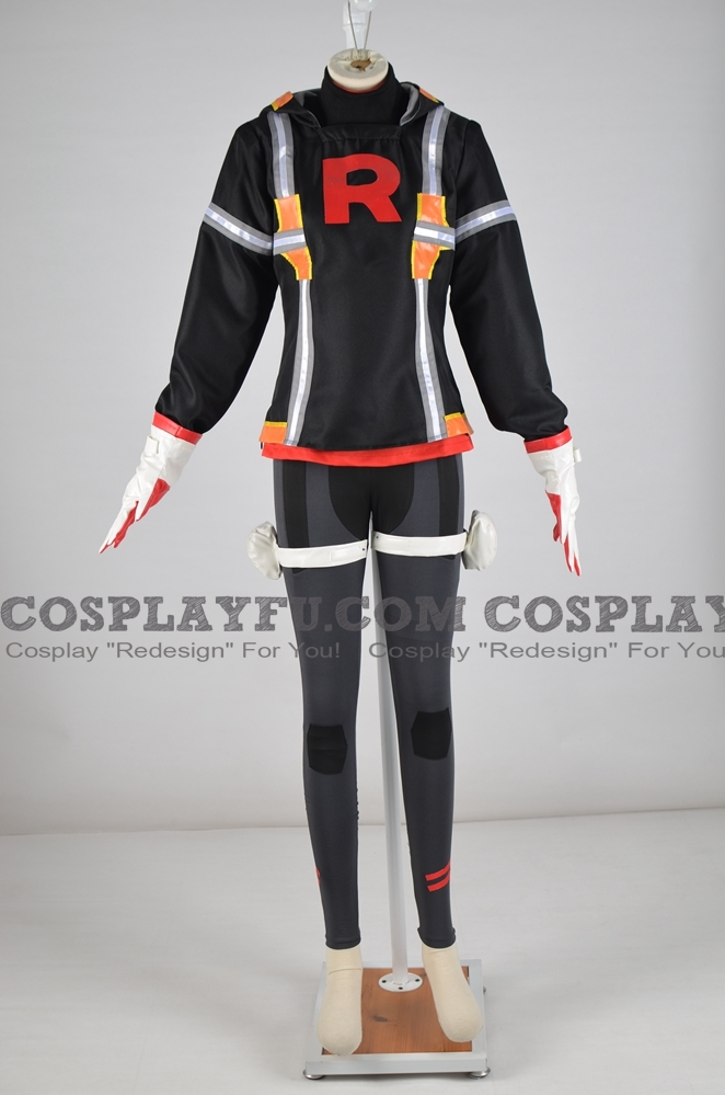 Arlo Cosplay Costume from Pokemon