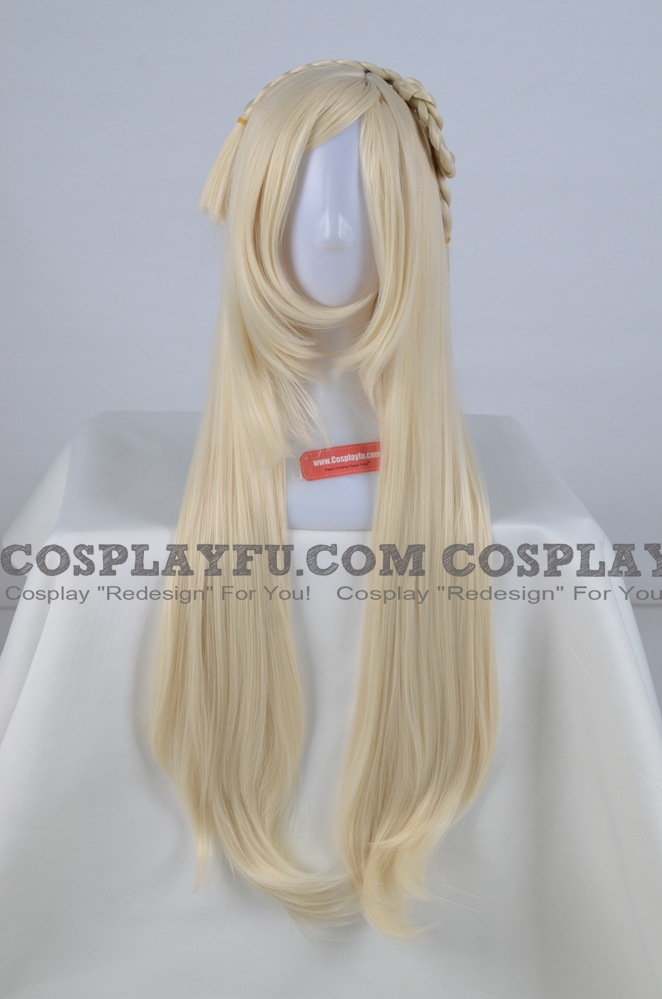 Sonia Nevermind Wig from Danganronpa