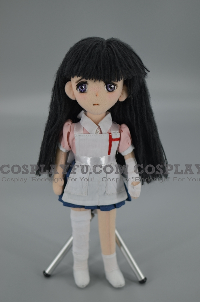 Mikan Plush from Danganronpa