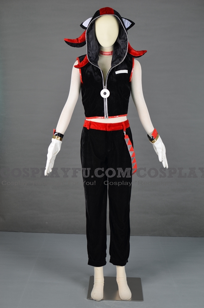Miku Cosplay Costume (Hatsune) from Vocaloid