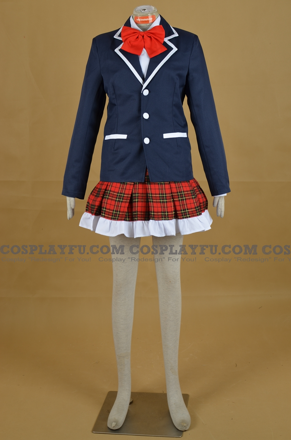 Rikka Cosplay Costume from Chunibyo Demo Koi ga Shitai