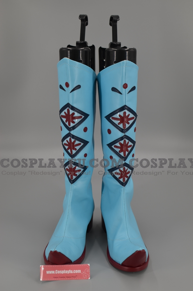Olaf's Frozen Adventure Anna chaussures
