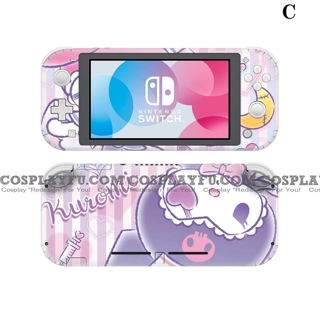Sanrio Nintendo Switch Lite Decal Lite Skin Sticker