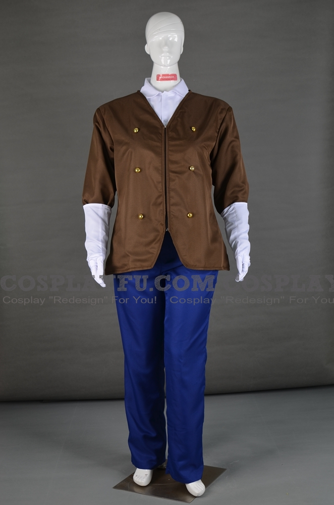 Lucas Cosplay Costume (Christmas) from Mother 3