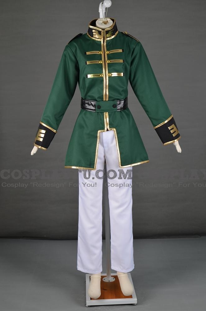 ネオ Zeon Uniform から コスプレ