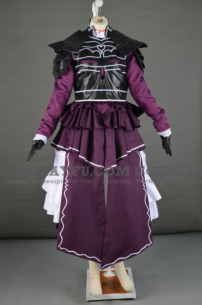 Excela Cosplay Costume from Shining Resonance