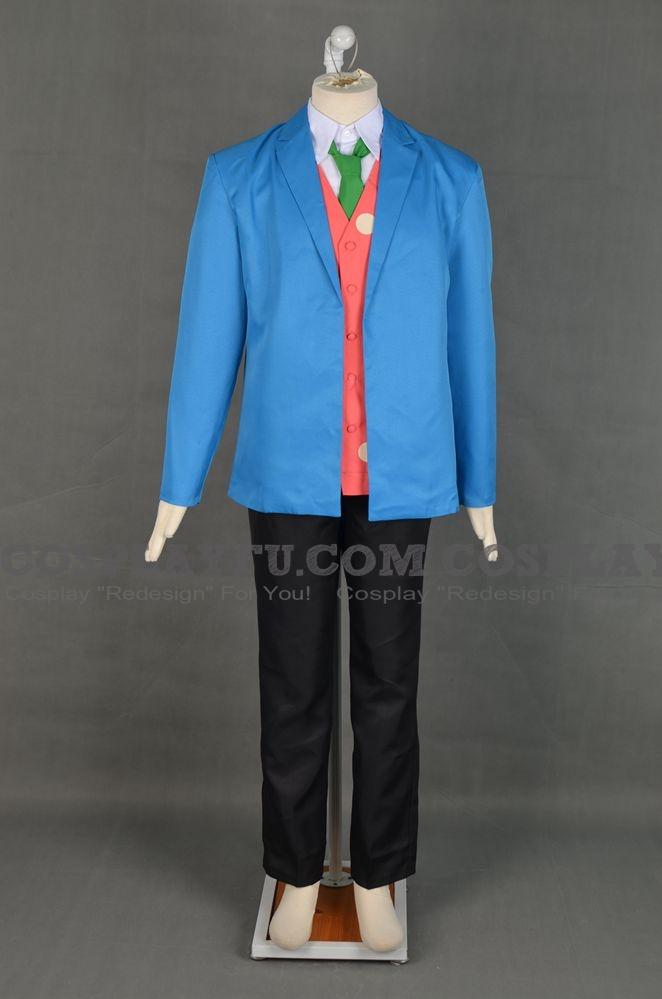 Haru Cosplay Costume (School Uniform) from Tsuritama