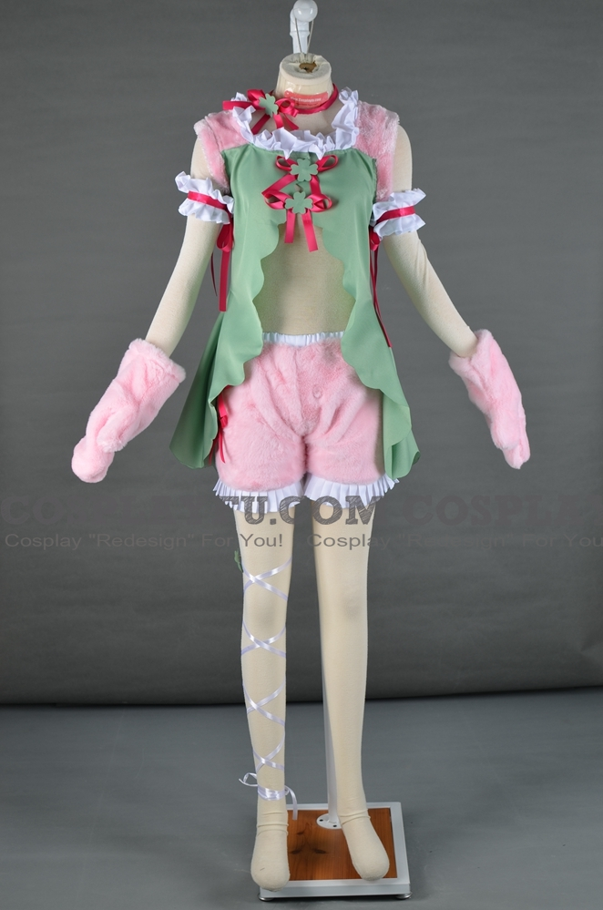 Chieri Cosplay Costume from The Idolmaster