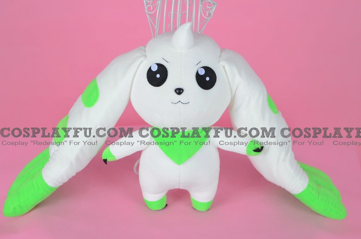 Terriermon Plush (2nd) from Digimon Adventure