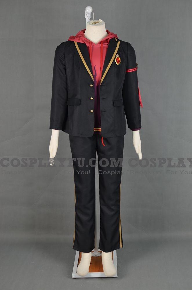 Twisted Wonderland Jamil Viper Kostüme (School Uniform)
