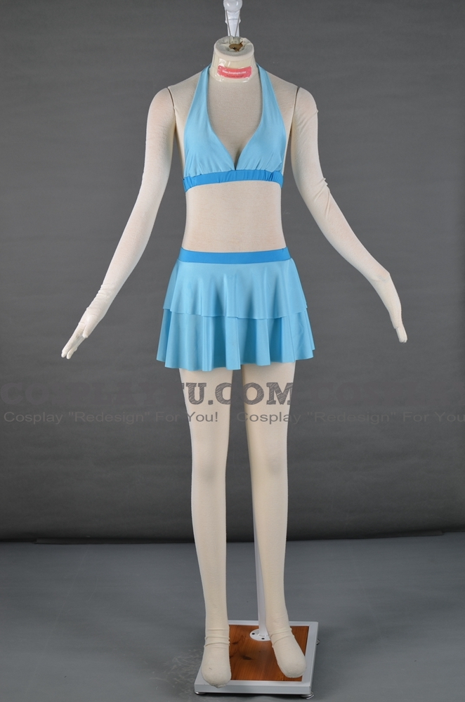 Leviathan Cosplay Costume (Swimsuit) from Leviathan The Last Defense