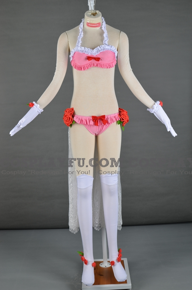 Ram Cosplay Costume from Re:Zero