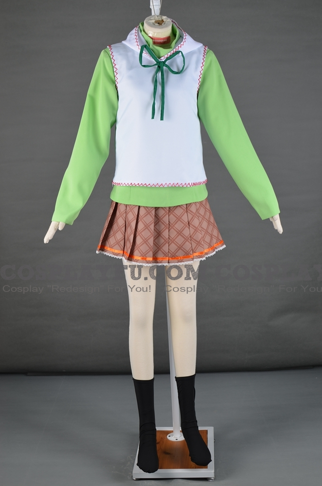 Akizuki Cosplay Costume from Tamayura