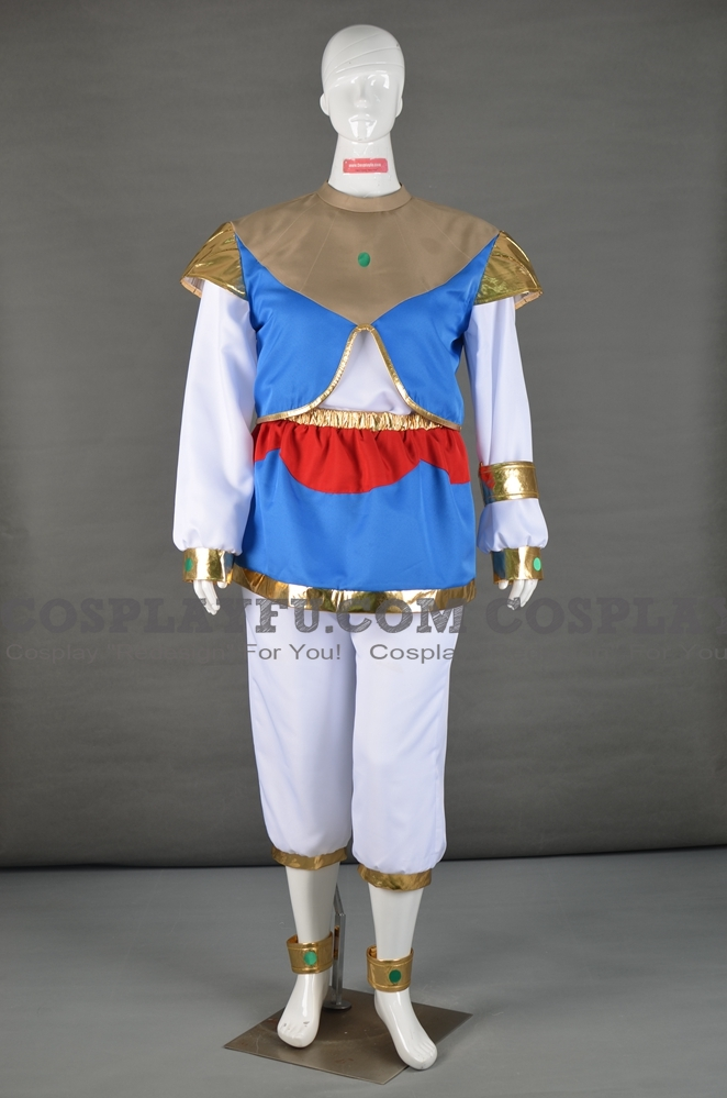 Evan Cosplay Costume from Ni no Kuni II: Revenant Kingdom