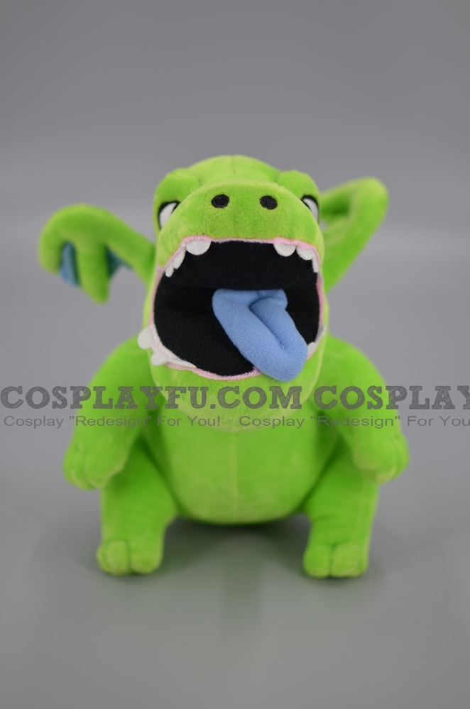 Baby Dragon Plush from Clash Royale