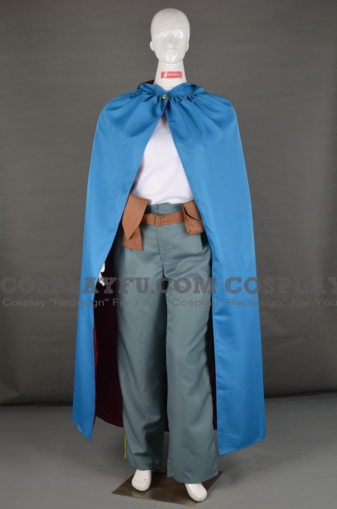 The Will Cosplay Costume from Saga