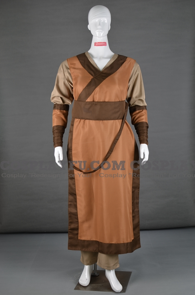 Zuko Cosplay Costume (2nd) from Avatar: The Last Airbender