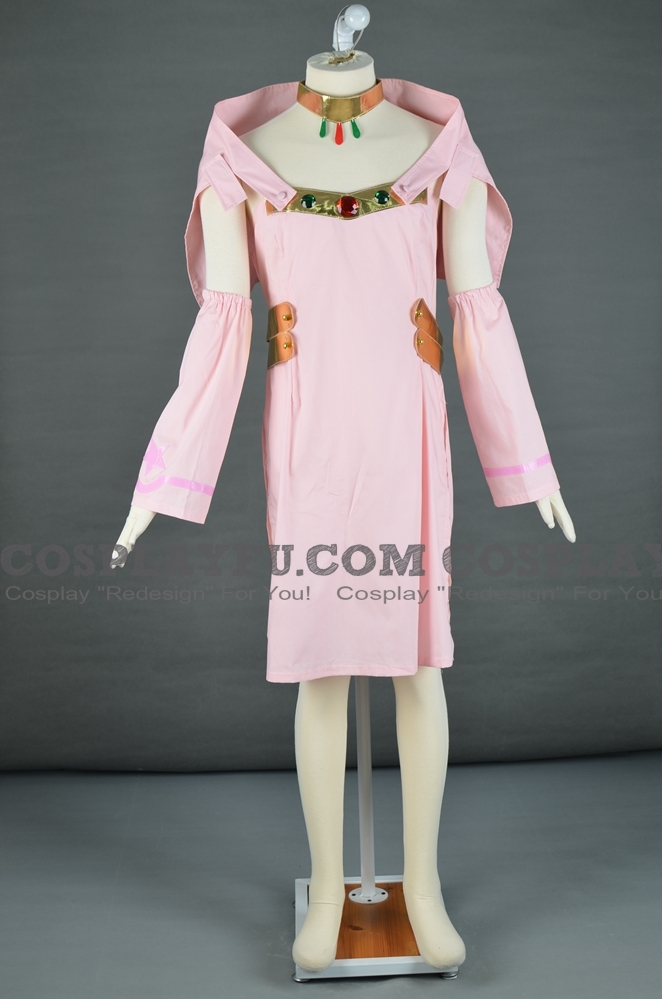 Nia Cosplay Costume from Tengen Toppa Gurren Lagann Movie: Lagann-hen