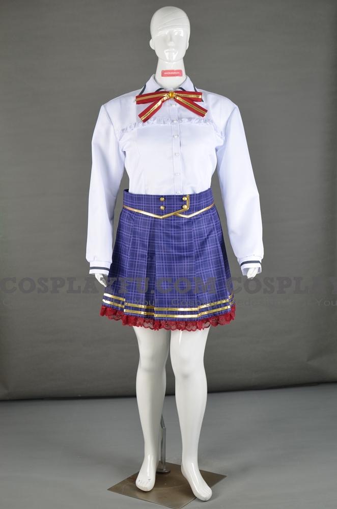Kiriko Yukoku (2nd) Cosplay Costume from The Idolmaster: Shiny Colors