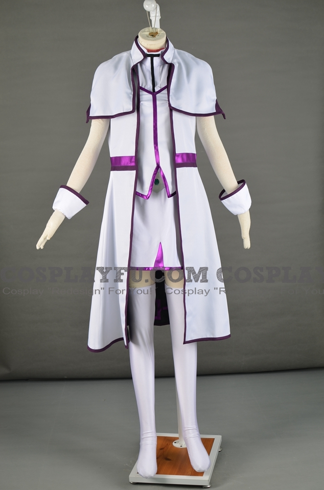 Clarissa Cosplay Costume (Alternative form) from Yu-Gi-Oh