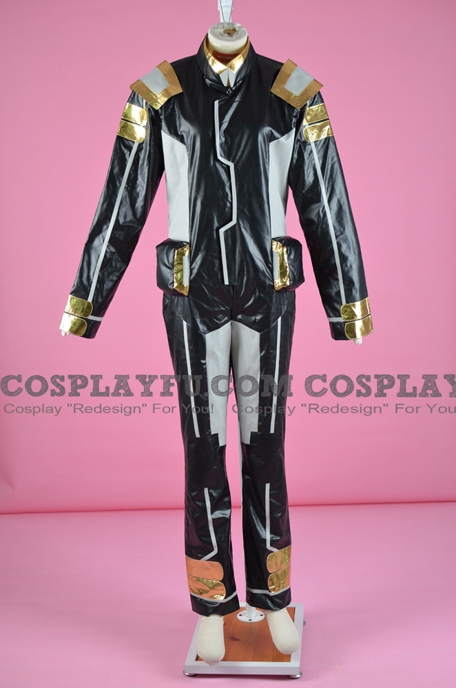 Souta Cosplay Costume from Chousoku Henkei Gyrozetter