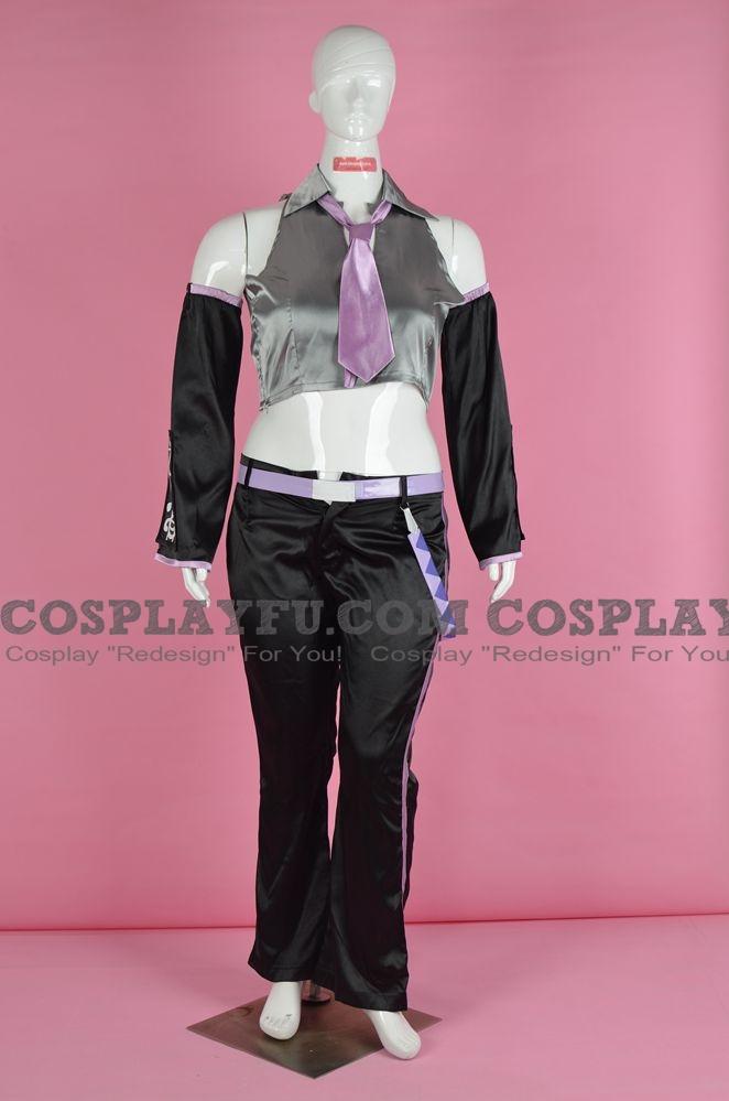 Vocaloid Haku Yowane Kostüme
