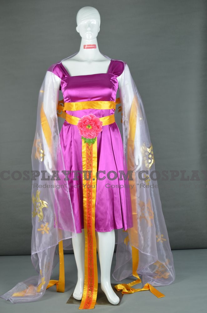 Yuri Suzuki (Redesigned) Cosplay Costume from Red River