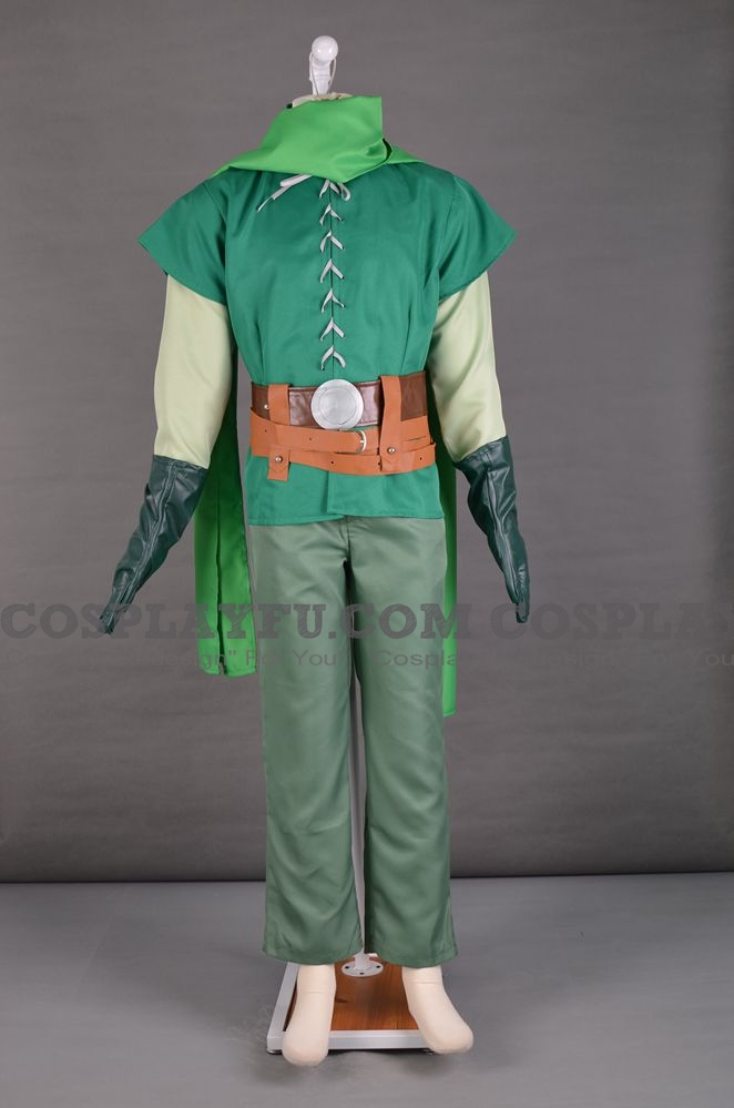 Dragon Quest Lazarel Traje