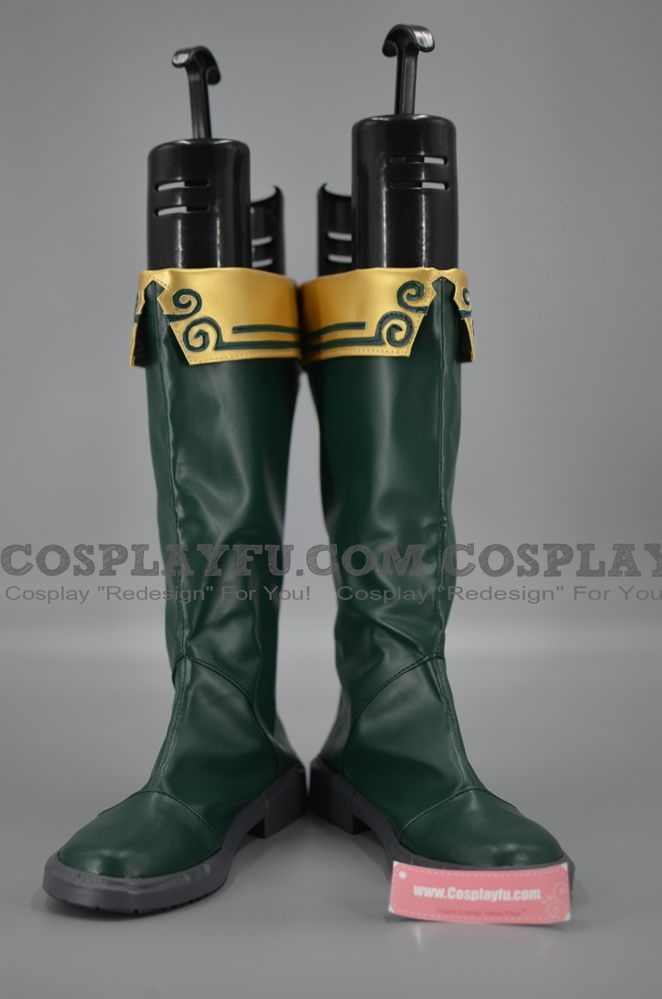 Lazarel Shoes from Dragon Quest