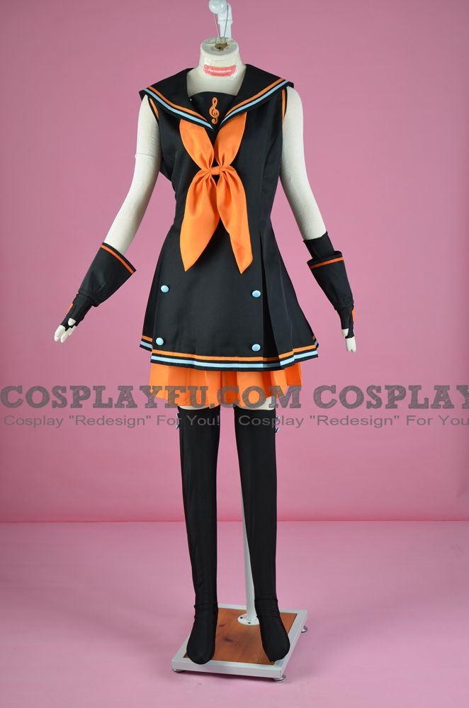 Rin Cosplay Costume (Sour Type) from Vocaloid