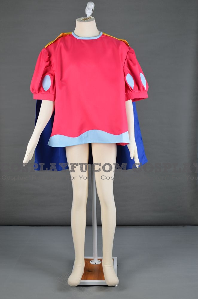 Prince Haru (Top and Cape) from Super Mario