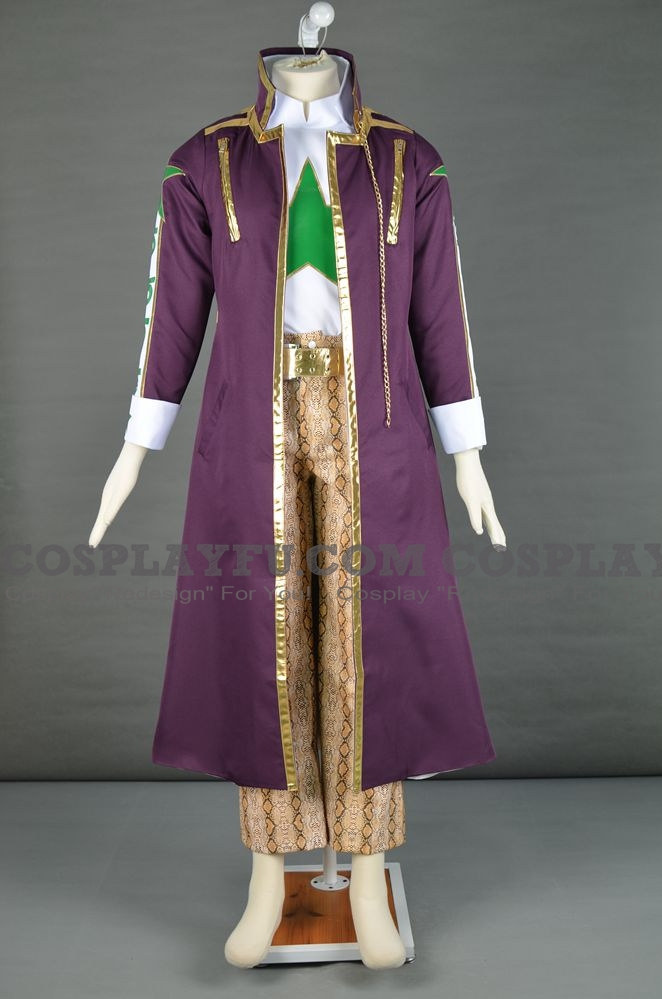Jotaro Cosplay Costume (Stone Ocean) from JoJo s Bizarre Adventure 451