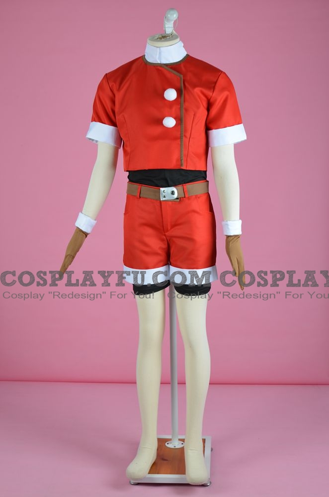 Roll Casket Cosplay Costume from Mega Man