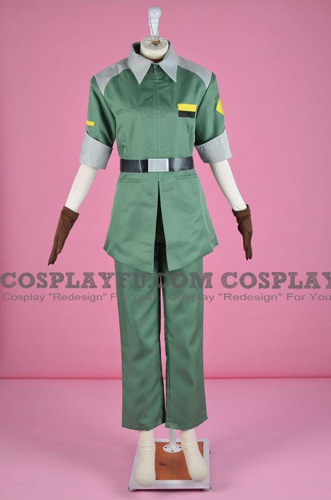 Zaft Uniform from Gundam Seed (51510)