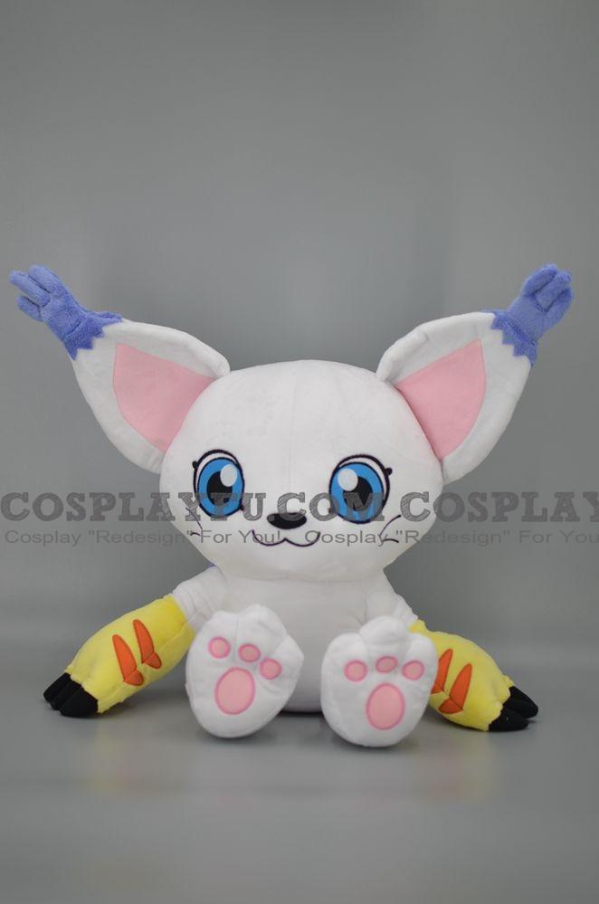Digimon Adventure Tailmon Plüsch (Cute, 4th)
