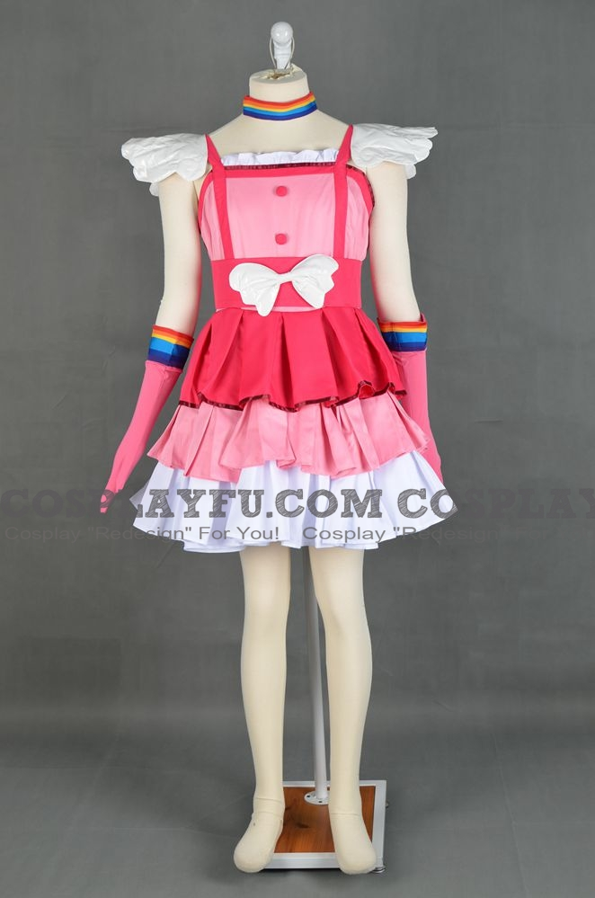 Geiru Toneido Cosplay Costume from Ace Attorney